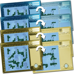 Captain Sonar: Foxtrot Maps