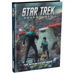 Star Trek Adventures: Science Division Supplementary Rulebook