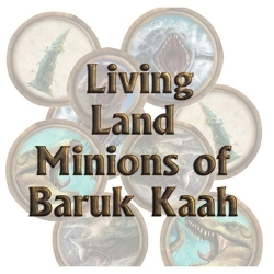 Torg Eternity: Living Land Minions of Baruk Kaah