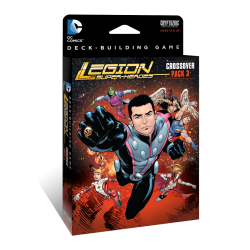Crossover Pack 3: Legion of Superheroes - DC Deck Building Game
