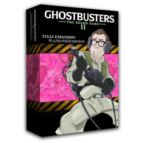 Louis Tully Plazm Phenomenon Expansion Pack Ghostbuster 2