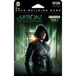 Crossover Pack 2: Arrow - DC Deck Building Game