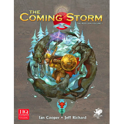 HeroQuest Glorantha: The Coming Storm: The Red Cow Volume I