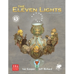 HeroQuest Glorantha: Eleven Lights: The Red Cow Volume II