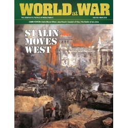 World at War Issue No. 58 (Stalin Moves West)