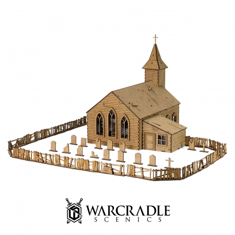 Woodford - Church Upgrade Pack