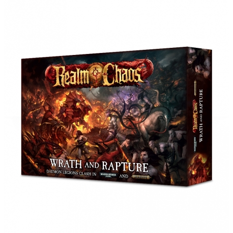 Realm Of Chaos: Wrath & Rapture - English
