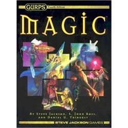 GURPS Magic 4th Edition Softcover