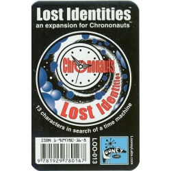 Lost Identities: Chrononauts Expansion