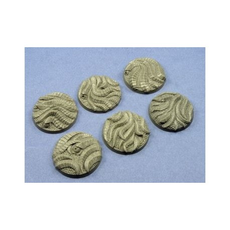 40mm Round Hive Bases