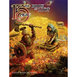 The Book of Loot: 13th Age Fantasy RPG Supp
