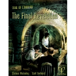 The Final Revelation: Trail of Cthulhu Adventure