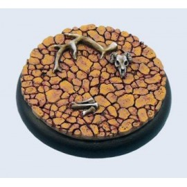 Wasteland Bases, WRound 50mm (1)