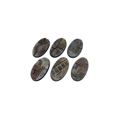 Tech Bases, Oval 60mm