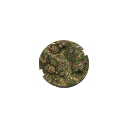 SWL Forest Bases 100mm Round