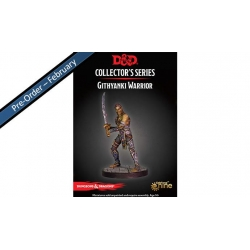 Dungeon of the Mad Mage Githyanki Knight
