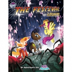 The Festival of Lights: Tails of Equestria (MLP) Exp
