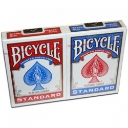Bicycle Standard Index Playing Cards (CDU)