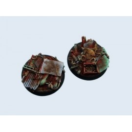 50mm WRound Scrapyard Bases