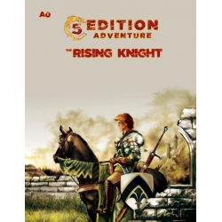 A0 The Rising Knight: 5th Edition Adventures RPG