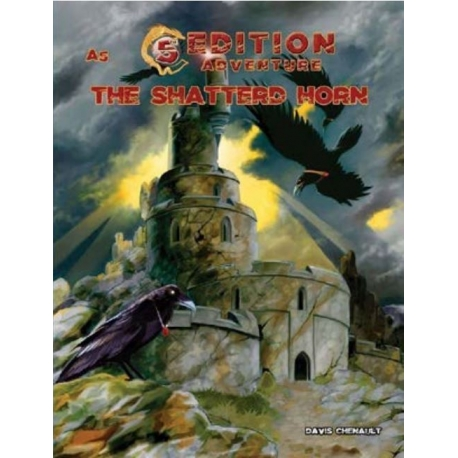 A5- The Shattered Horn: 5th Edition Adventures RPG