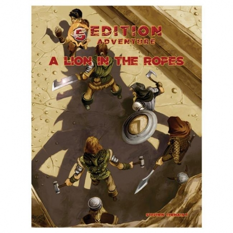 A Lion in the Ropes: 5th Edition Adventures