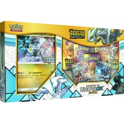 Pokemon TCG: Dragon Majesty Legends of Unova GX Collection