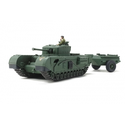 1/48 Churchill MK VII Crocodile