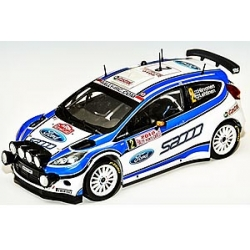 1/24 Ford Fiesta S2000 Rally