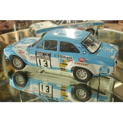 1/24 Ford Escort MKI RAC Rally 1973 Makinen