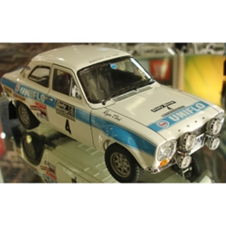 1/24 Ford Escort MKI Rally 1972 Roger Clark