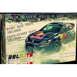 1/24 VW Polo R Red Bull WRC 2015