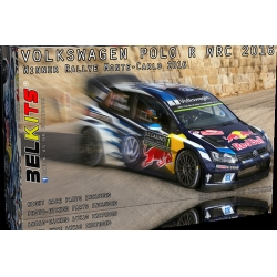 1/24 VW Polo R Red Bull WRC 2016