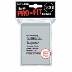 Pro-Fit Small Sized , Card Sleeve (unit)