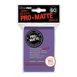 Pro Matte Small Purple DPD