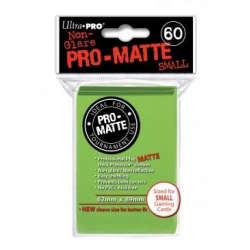 Pro Matte Small Lime Green DPD