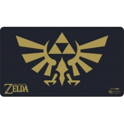 Black & Gold Playmat: The Legend of Zelda