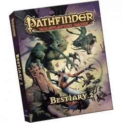 Pathfinder RPG Bestiary 2: Pocket Edition