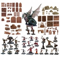 The GM's Dungeon Starter Set