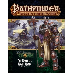 Pathfinder Adventure Path: The Reaper's Right Hand (War for the Crown 5 of 6)