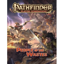 People of The Wastes: Player Companion Pathfinder RPG