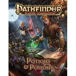 Potions & Poisons: Player Companion Pathfinder RPG