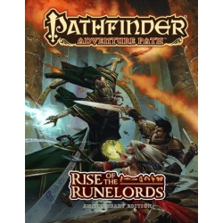 Rise of the Runelords Adventure Path Anniversary Edition