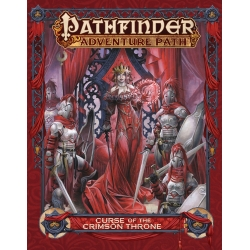 Curse of the Crimson Throne Hardcover: Pathfinder Adventure Path