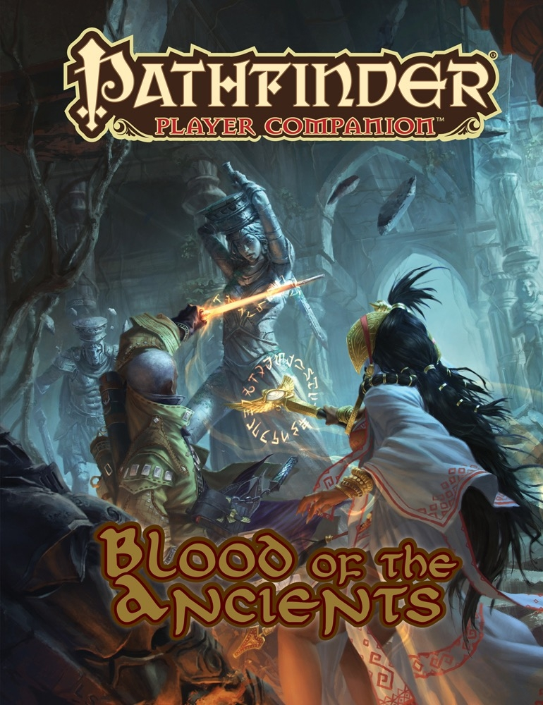Pathfinder Player Companion: Blood of the Ancients - Books