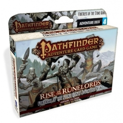 Fortress of the Stone Giants Deck: Pathfinder Card Game