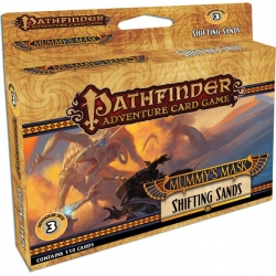 Mummy's Mask Adventure Deck 3- Shifting Sands: Pathfinder Adventure Card Game