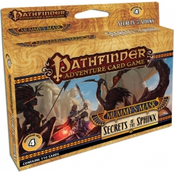 Mummy's Mask Adventure Deck 4- Secrets of the Sphinx: Pathfinder Adventure Card Game