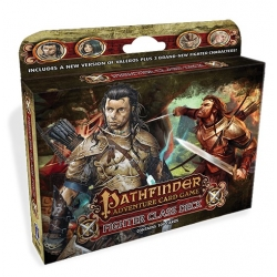 Fighter Class Deck: Add-On Deck Pathfinder Card Game