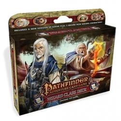 Wizard Class Deck: Add-On Deck Pathfinder Card Game